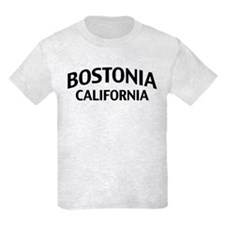 Bostonia California T-Shirt