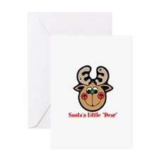 Christmas For Baby & Kids Greeting Card
