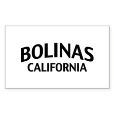 Bolinas California Decal