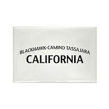 Blackhawk-Camino Tassajara California Rectangle Ma