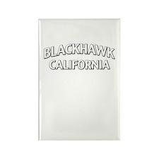 Blackhawk California Rectangle Magnet