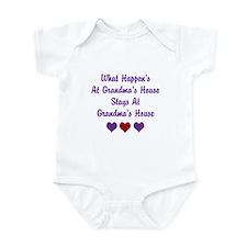 Grandma's House Infant Bodysuit