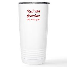 Hot Grandma Travel Mug
