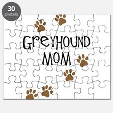 Greyhound Mom Puzzle