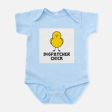 Dispatcher Chick Infant Bodysuit