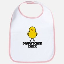 Dispatcher Chick Bib