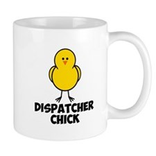 Dispatcher Chick Mug