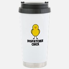 Dispatcher Chick Travel Mug