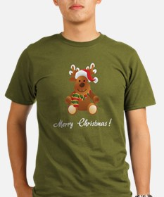 Merry Christmas deer T-Shirt