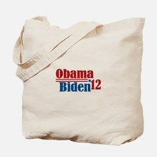 Obama Biden 2012 Tote Bag