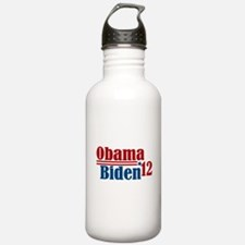 Obama Biden 2012 Water Bottle