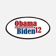 Obama Biden 2012 Patches