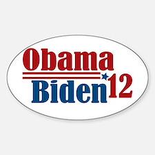 Obama Biden 2012 Decal