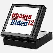 Obama Biden 2012 Keepsake Box