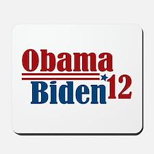 Obama Biden 2012 Mousepad