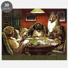Waterloo Dog Poker Puzzle