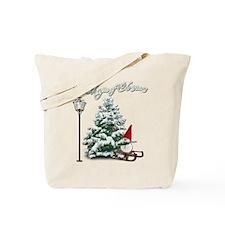 The Magic of Christmas Tote Bag