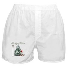 The Magic of Christmas Boxer Shorts