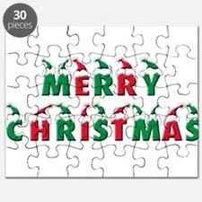 Cute Merry christmas Puzzle