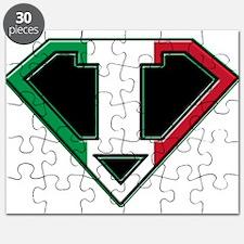 Italian superman Puzzle