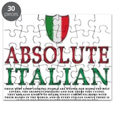 Absolute Italian Puzzle