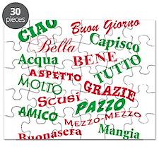 Italian Sayings Puzzle