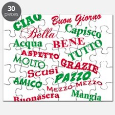 Italian Sayings Puzzle