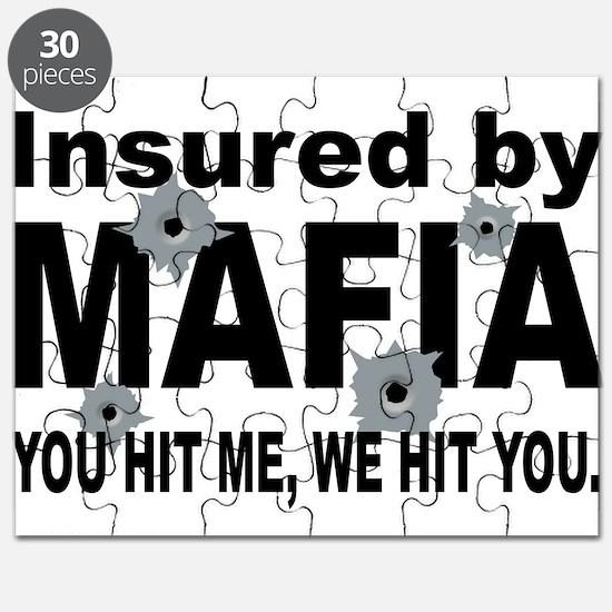 Insured by Mafia Puzzle