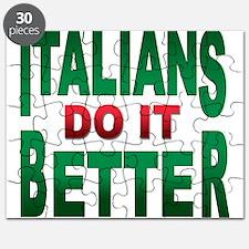 Italians do it better Puzzle
