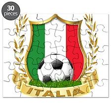 2010 World Cup Italia Puzzle