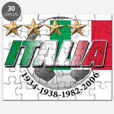 Italian soccer emblem Puzzle