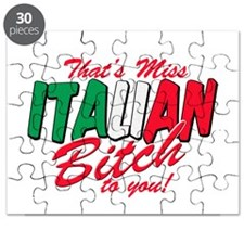 Miss Italian Bitch Puzzle