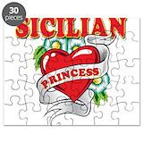 Sicilian princess Puzzles