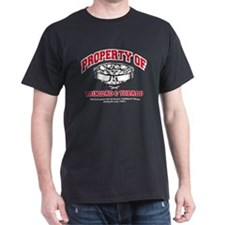 Property Of Trinidad and Tobago Black T-Shirt