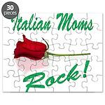 Italian moms Rock Puzzle