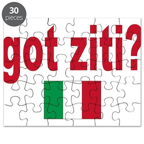 got ziti Puzzle