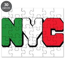 New York Italian pride Puzzle