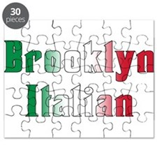Brooklyn New York Italian Puzzle