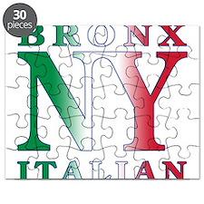 Bronx New york Italian Puzzle