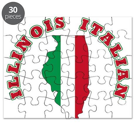 Illinois Italian Puzzle
