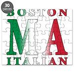 Boston Italian Puzzle