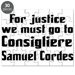 Samuel Cordes Puzzle
