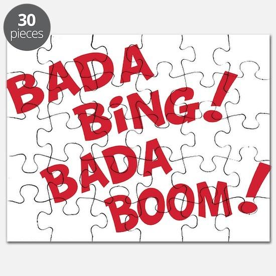 Bada Boom Puzzle