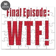 Soprano Final episode Puzzle