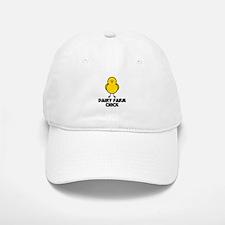 Chick Baseball Baseball Cap