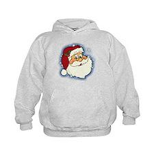 Classic Santa Hoodie