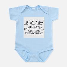 Immigration Customs Enforcement -  Infant Creeper