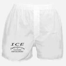 Immigration Customs Enforcement -  Boxer Shorts