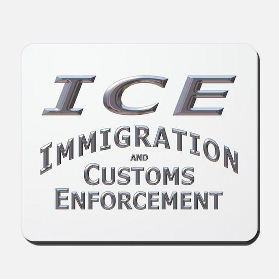 Immigration Customs Enforcement -  Mousepad