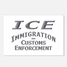 Immigration Customs Enforcement -  Postcards (Pack